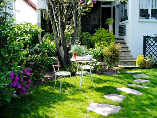 Casa rural casa de vacaciones villa flore biarritz for Casa jardin winter park