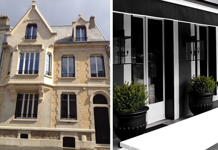 chambres d 39 h tes la villa 1901 nancy europa bed breakfast. Black Bedroom Furniture Sets. Home Design Ideas