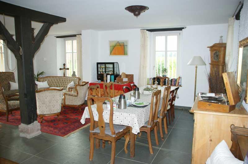 Affittacamere zum alten kloster friesenheim europa bed - Licenza affittacamere ...