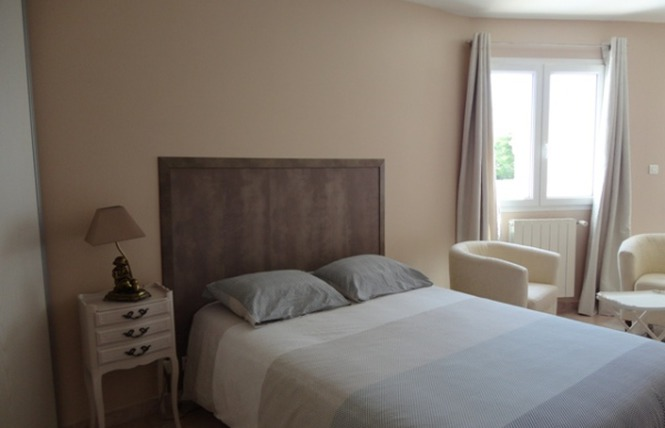 Chambres d 39 h tes villa clarise narbonne europa bed - Chambre d hotes narbonne ...