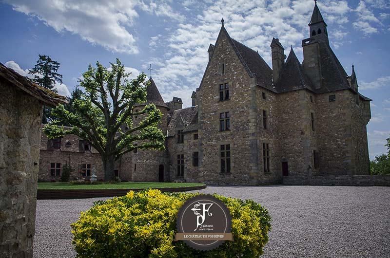 bed breakfast chteau de peufeilhoux - Chateau De Sully Mariage