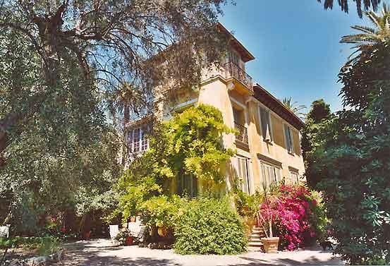 Chambres d 39 h tes villa gracia beaulieu sur mer europa - Chambre d hotes berck sur mer ...