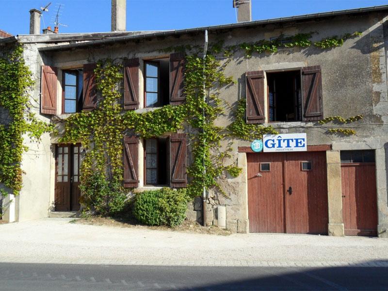 Holiday Rental Cottage Le G 238 Te De La Forge Heudicourt