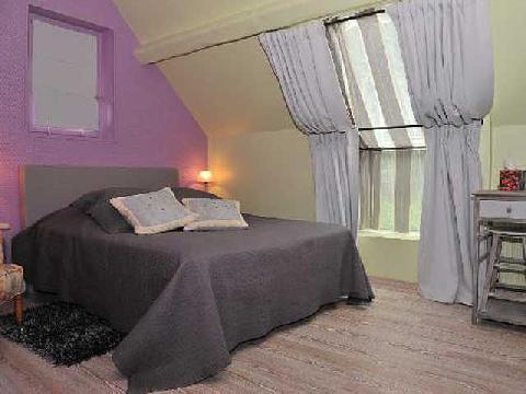 Chambres d 39 h tes le jardin des roches moigny sur ecole for Ambiance jardin bed and breakfast