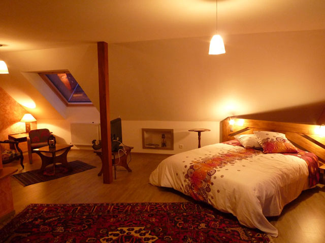 Chambres d 39 h tes les lanternes kaysersberg europa bed breakfast - Chambre d hote alsace riquewihr ...