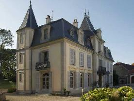 Château d'Epenoux Pusy-et-Epenoux